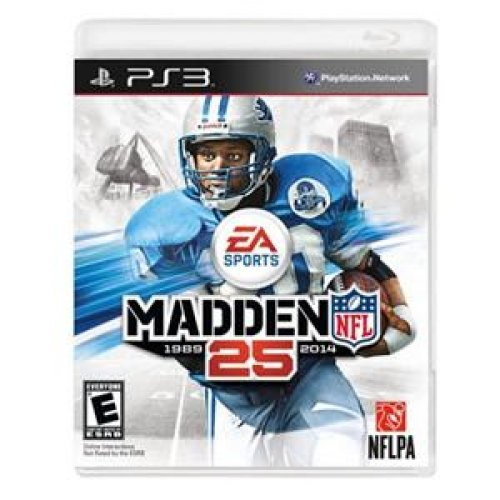 ELECTRONIC ARTS EA Madden NFL 25 Sports Game - Blu-ray Disc - PlayStation 3 / 73056 /