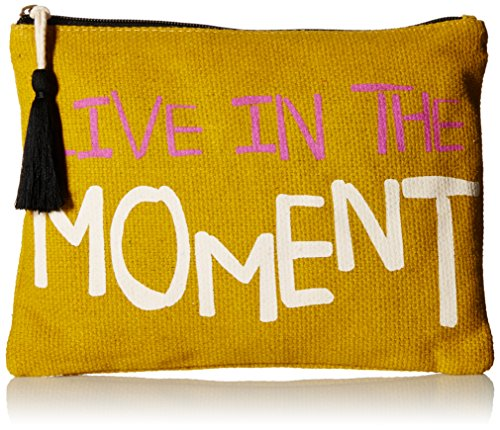 twig-arrow-melo-sayings-pouch-clutch-mustard-one-size