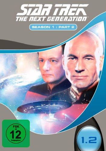 Star Trek - The Next Generation: Season 1, Part 2 [4 DVDs]