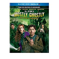 R.L. Stine's Mostly Ghostly: Have You Met My Ghoulfriend? [Blu-ray]
