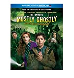 R.L. Stine's Mostly Ghostly: Have You Met My Ghoulfriend? (Blu-ray + DVD + DIGITAL HD with UltraViolet)