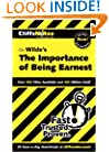 CliffsNotes Wilde's The Importance of Being Earnest (Cliffsnotes Literature)