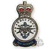 HM Forces arm�es RLC Veteran Badge