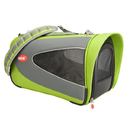 Designer Pet Carrier Small Dog Carrier Airline Approved Pet Travel Gear Luggage {18&#8243;L x 10&#8243;W x 9.25&#8243;H}