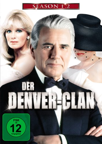 Der Denver-Clan - Season 1, Vol. 2 [2 DVDs]