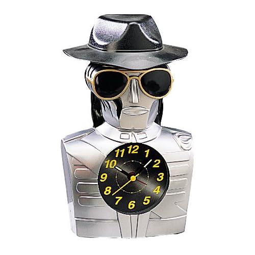 Super StarMichael JacksonAlarm Clock W/Rock Music
