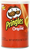 Pringles Original Grab and Go Pack, 2.36 Ounce (Pack of 12)
