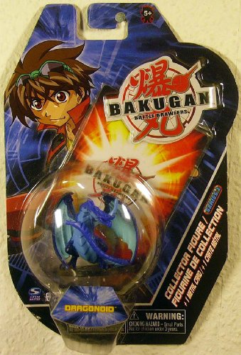 "Bakugan Battle Brawlers 2"" Collector Figure - Dragonoid - 1"