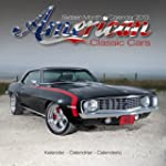 American Classic Cars 2013 Wall Calendar