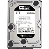 Western Digital Caviar 2TB (7200 RPM) SATA 6GB/s 64MB 3.5 inch Internal Hard Drive – Black