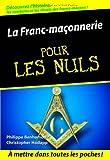 echange, troc Philippe BENHAMOU, Christopher HODAPP - Franc-maçonnerie Poche pour les nuls
