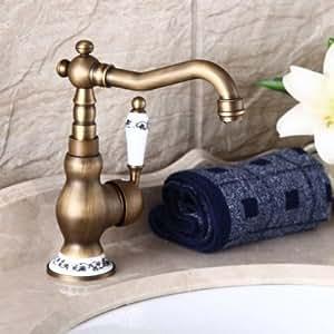 Jing antico di rame il rubinetto del rubinetto dell 39 acqua for Tubi del serbatoio dell acqua calda