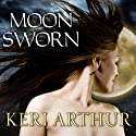 Moon Sworn: Riley Jenson, Guardian, Book 9 (       UNABRIDGED) by Keri Arthur Narrated by Angela Dawe
