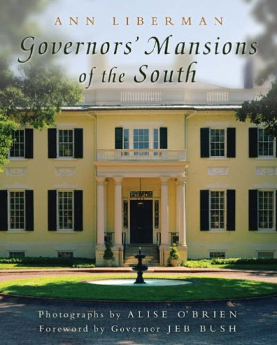 Governors' Mansions of the South PDF