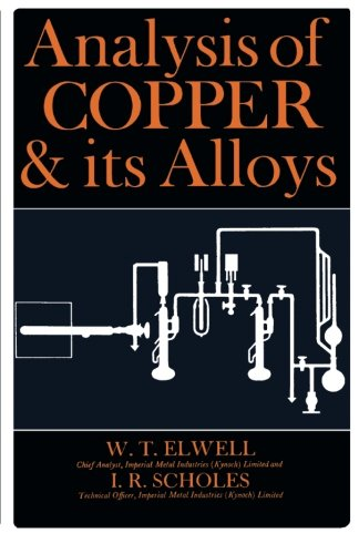 Analysis of Copper and its Alloys