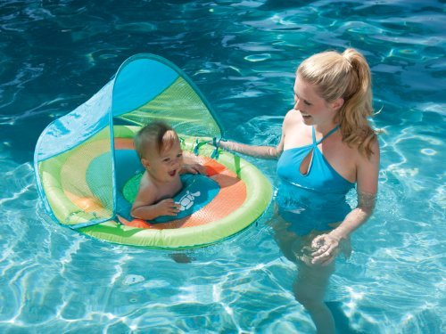 Baby Spring Float Sun Canopy, Colors May Vary Toy, Kids, Play, Children front-775674