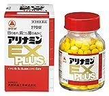 【第3類医薬品】アリナミンEXプラス 270錠 ランキングお取り寄せ