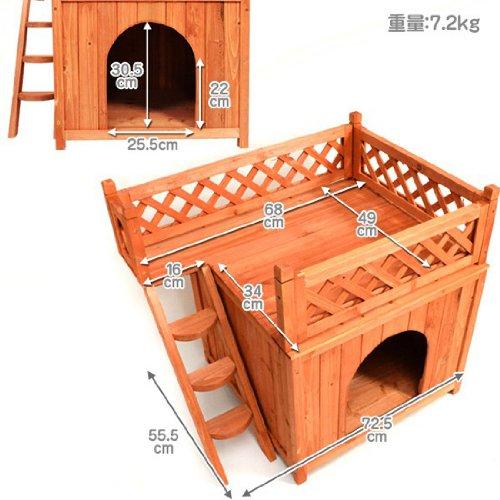 木製犬小屋 KMG100848