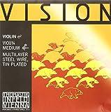 Vision ヴィジョン ヴァイオリン弦 E線 スズメッキ VI01 3/4