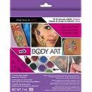 Tulip Body Art Glitter Kit, Classic