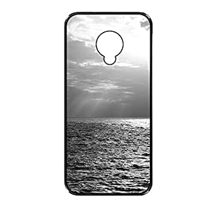 Vibhar printed case back cover for Samsung Galaxy Mega 6.3 WaterSunset