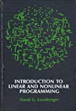 img - for Introduction to Linear and Nonlinear Programming book / textbook / text book