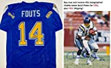 Dan Fouts Autographed / Hand Signed San Diego Chargers Jersey - FREE SHIPPING - AND a FREE Charlie Joiner Autographed / Hand Signed Photo - FREE SHIPPING - plus FREE SHIPPING at Amazon.com