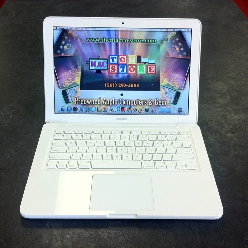 51iSdcw1q2L. SL500  13.3 Apple MacBook White Unibody 2.4GHz Core 2 Duo 8GB RAM 250GB HD MC516LL/A Review