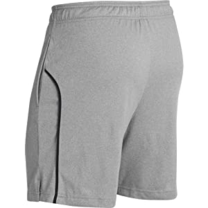 Under Armour Herren Shorts Tech 7 Zoll, Black/White, M, 1246384-001
