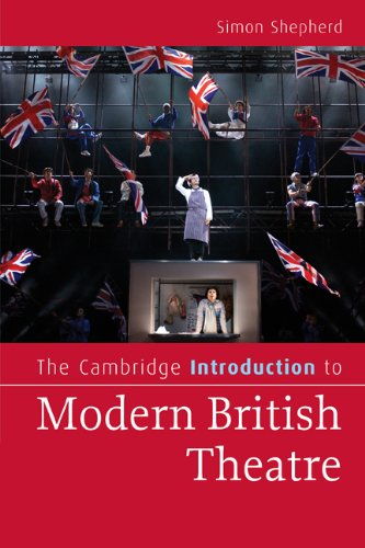 The Cambridge Introduction to Modern British Theatre (Cambridge Introductions to Literature)