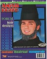 Grey Amish Beard