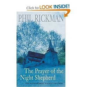 The Prayer of the Night Shepherd - Phil Rickman