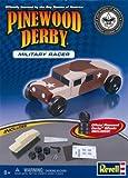 Revell Pinewood Derby Military Racer Kit