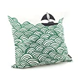 Bigger Boat Cushion Cover||RF10F
