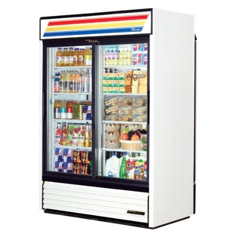 True Double Door Refrigerator front-466851