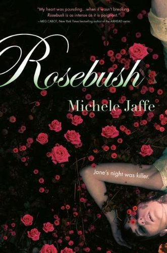 Rosebush by Michelle Raffe