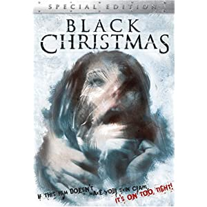 Click to buy Scariest Movies of All Time: Black Christmas from Amazon!