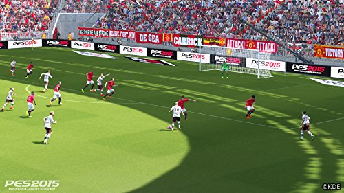 PES 2015 Pro Evolution Soccer screenshot