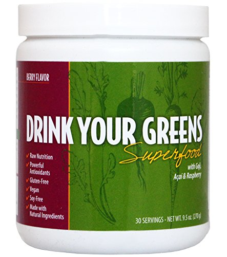 DRINK YOUR GREENS Superfood
