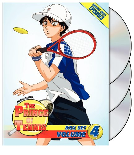 The Prince of Tennis Box Set, Vol. 4