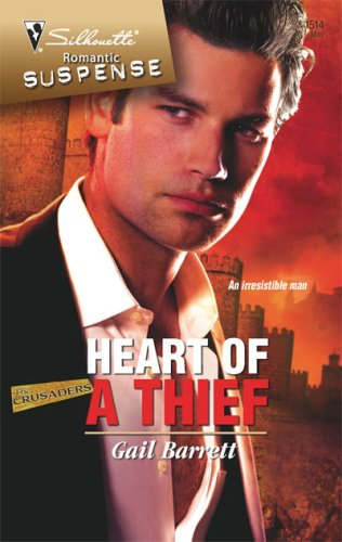 Image of Heart Of A Thief (Silhouette Romantic Suspense)