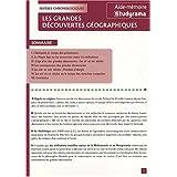 Les grandes découvertes géographiques (French Edition)