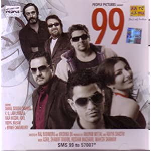 99 - Part Fact Part Fiction Pure Fun (Film Soundtrack / Bollywood Movie Songs / Hindi Music)