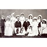 The British and Russian Royal Families, photo Barton Manor (V&A Custom Print)
