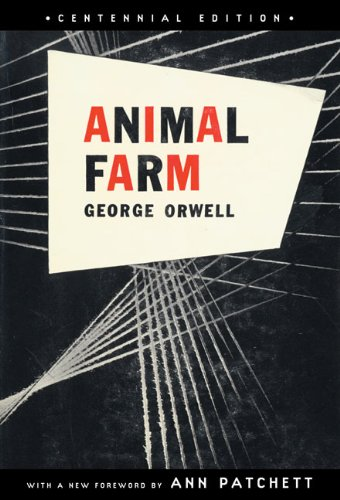 Cover of Animal Farm: Centennial Edition
