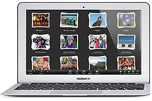 APPLE MacBook Air (1.6GHz Dual Core i5/11.6インチ/4GB/128GB/802.11ac/USB3/Thunderbolt2) MJVM2J/A