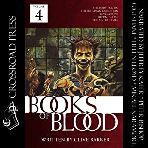 The Books of Blood: Volume 4 | [Clive Barker]