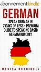 German: Speak German In 7 Days Or Les...