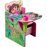 Dora the Explorer Desk & Chair with Storage Bin,