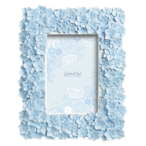 Grasslands Road Everyday Life Photo Frame, Pale Blue Hydrangea, 4 By 6-Inch front-660729